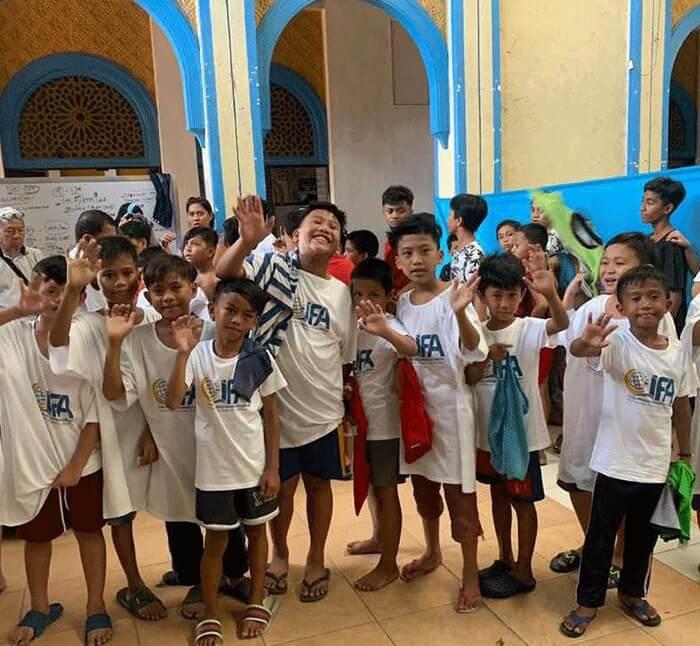 ifa derneği, filipinler, sünnet organizasyonu